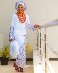 Nigerian Celebrity Traditional Wedding Oritsefemi and Nabila #ON2017 HB Pixels LoveWeddingsNG 3