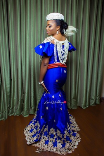 Nigerian Traditional Bride Uche and Emeka Diko Photography LoveWeddingsNG 3