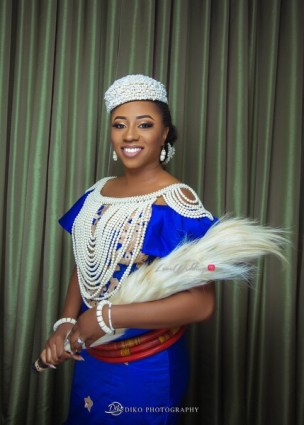 Nigerian Traditional Bride Uche and Emeka Diko Photography LoveWeddingsNG 4