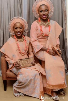 Nigerian Twin Brides PhotosuiteNG LoveWeddingsNG 1