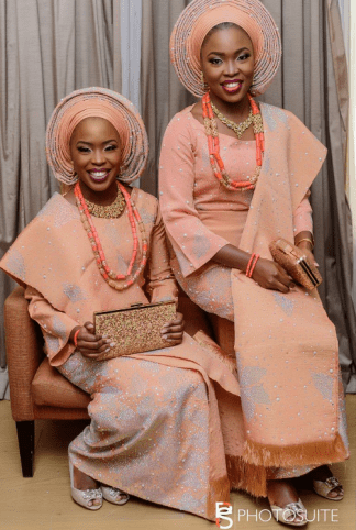 Nigerian Twin Brides PhotosuiteNG LoveWeddingsNG 1