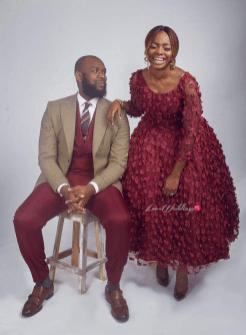 Nigerian bride to be Nchendo Bridal Stylist The Wardrobe Manager LoveWeddingsNG