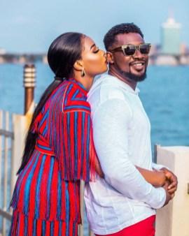 Nollywood Actor, Daniel K Daniel and Tina Pre Wedding Shoot LoveWeddingsNG 3