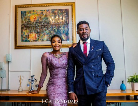 Nollywood Actor, Daniel K Daniel and Tina Pre Wedding Shoot LoveWeddingsNG