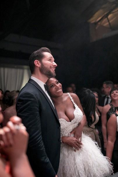 Serena Williams Alexis Ohanaian Wedding LoveWeddingsNG (C) US Magazine