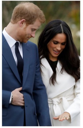 Prince Harry and Megan Markle are Engaged LoveWeddingsNG 1