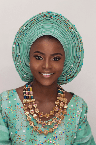 Twin Traditional Bridal Inspiration NomeyJ Makeovers LoveWeddingsNG 3