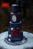 Winter Styled Bridal Shoot - Monannie Cakes UK Wedding Vendors Atunbi LoveWeddingsNG 1
