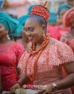 Ken Erics Nollywood Actor's Wife Traditional Wedding LoveWeddingsNG 1