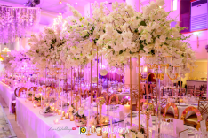 Nigerian Wedding Decor Enchanted Themed Nwandos Signature & Events LoveWeddingsNG #ForeverAHMUYours18 8