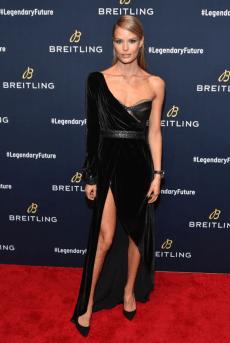 Alena Blohm Breitling Global Roadshow New York City LoveWeddingsNG