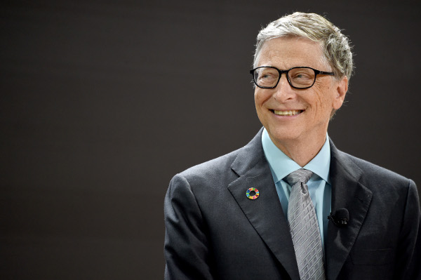 Bill Gates, Microsoft founder and philanthropist is expected to attend