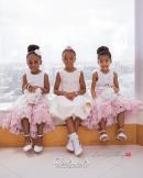 Nigerian Little Bride and Flower Girls Folake and Ademola's Wedding #FAB2018 Klala Photography LoveWeddingsNG 1