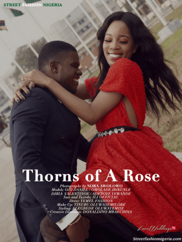 Valentine's 2018 Thorns of A Rose Nora Awolowo LoveWeddingsNG