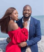 Beverly Naya and Adeolu Adefarasin The Eve Nollywood Movie LoveWeddingsNG 2