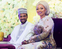 Fatima Ganduje and Idris Abolaji Ajimobi Dinner #FAAJI2018 Eyes of Insanity LoveWeddingsNG 1