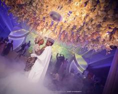 Fatima Ganduje and IdrisAbolaji Ajimobi Dinner #FAAJI2018 Eyes of Insanity LoveWeddingsNG 2