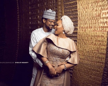 Fatima Ganduje and Idris Abolaji Ajimobi Henna Party #FAAJI2018 Eyes of Insanity LoveWeddingsNG