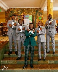 Ghanaian Stylist Nana Ama's Stylist Wardrobe by Yak Weds LoveWeddingsNG Wakanda