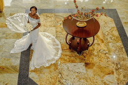 Nigerian Brides who wore Nigerian bridal designs - Ebi in Reni Smith LoveWeddingsNG 4