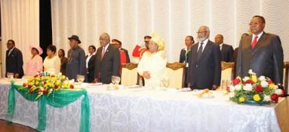 Nigerian Party High Table LoveWeddingsNG 1