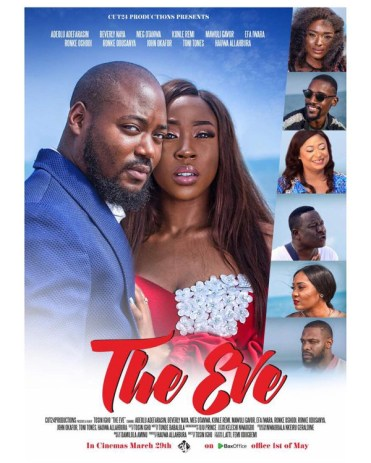 The Eve Nollywood Movie Beverly Naya Adeolu Adefarsin LoveWeddingsNG