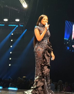 Bonang Matheba Miss South Africa Pageant LoveWeddingsNG 5