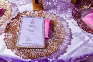 Nigerian Traditional Wedding Tobi and Efe #TheObodos Planned by MoAmber Concepts LoveWeddingsNG - Menu Cards