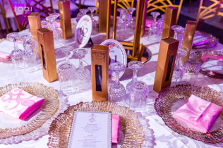 Nigerian Traditional Wedding Tobi and Efe #TheObodos Planned by MoAmber Concepts LoveWeddingsNG - Table 7 (2)
