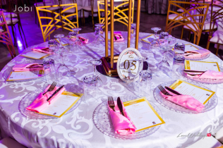 Nigerian Traditional Wedding Tobi and Efe #TheObodos Planned by MoAmber Concepts LoveWeddingsNG - Table