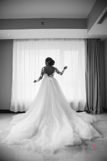 Nigerian bride in Pronovias #Ayowa18 Wani Olatunde Photography LoveWeddingsNG 2