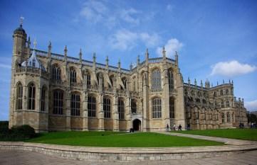 St Georges Chapel, Windsor Castle LoveWeddingsNG 1