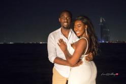 Uloma and Michael's Pre Wedding Shoot in Dubai #MULove18 LoveWeddingsNG 1