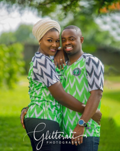 Nigerian PreWedding Shoot Nike Naija Kit Glitteratti Photography LoveWeddingsNG 1