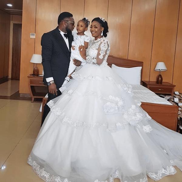 Nuella Njubigbo weds Tchidi Chikere #TeeNuel18 LoveWeddingsNG 7