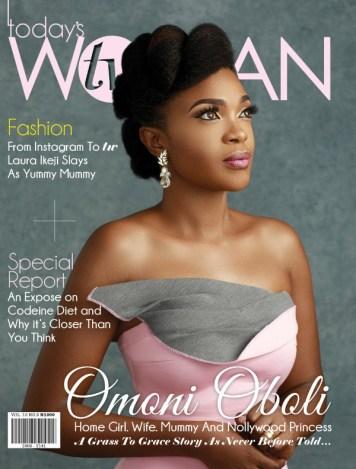 Omoni Oboli TW Magazine June 2018 LoveWeddingsNG