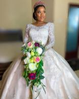Tiwa Bola Weds #Tifewa18 LoveWeddingsNG 3