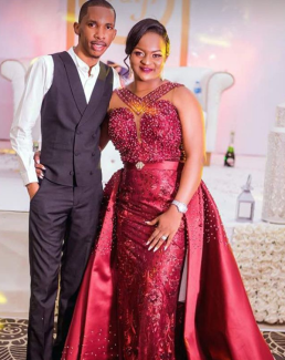 DJ Consequence weds Olayemisi Williams #TheVibesWedding18 LoveWeddingsNG 1