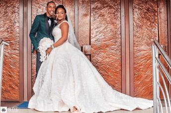 DJ Consequence weds Olayemisi Williams #TheVibesWedding18 LoveWeddingsNG