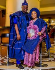 Dami Ambode and Temi's Traditional Wedding #MeetTheAmbodes #Todam2018 LoveWeddingsNG