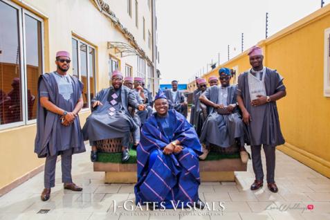 Damilola Ambode and Temi Ojelabi's Nigerian Wedding #MeetTheAmbodes MoAmber Concepts LoveWeddingsNG82