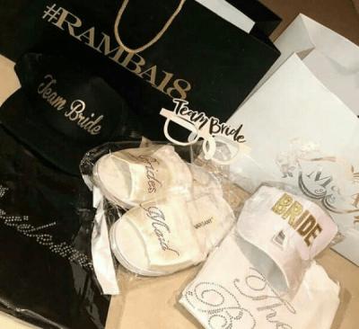 Hauwa Indimi Bridal Shower #RAMBA18 LoveWeddingsNG