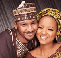 Hauwa Indimi and Mohammed Yar'Adua LoveWeddingsNG