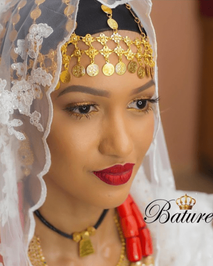 #Ramba18 Wushe Wushe Bridal Look LoveWeddingsNG