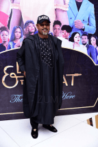 Saidi Balogun at the premiere of Lara and The Beat LoveWeddingsNG
