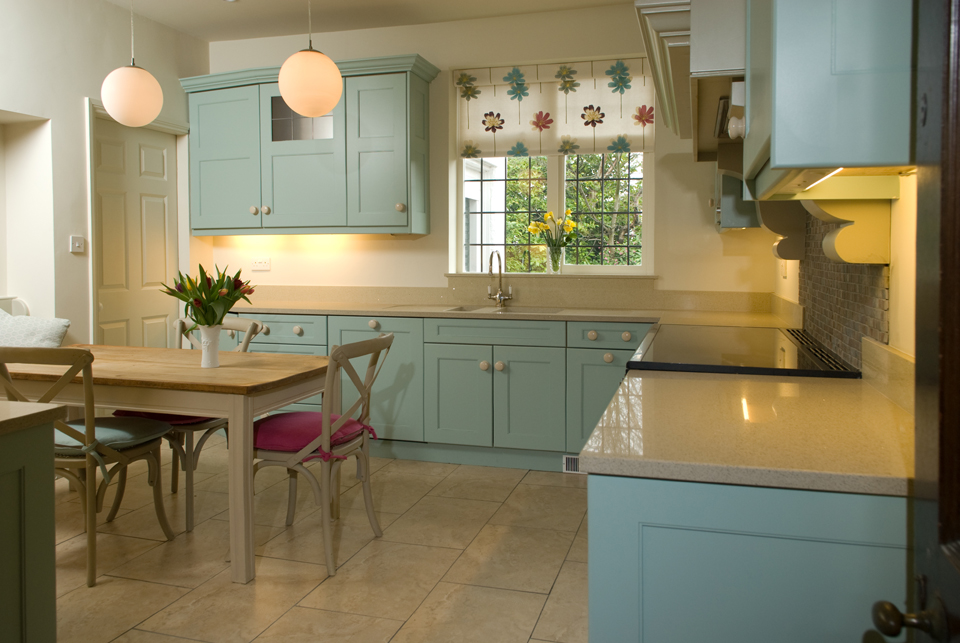 Hand Painted Kitchen Lovewood Kitchens