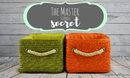 The Master Storage Secret