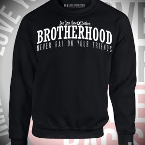BROTHERHOOD SUDADERA