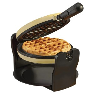 Cooks Professional Premium Electric Rotary Waffle Maker