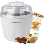 Andrew James Ice Cream, Sorbet and Frozen Yoghurt Maker Machine